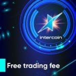 IntercoinX  出金手数料